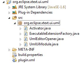UML UI Plugin